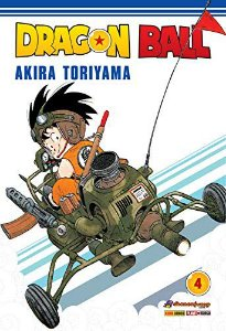 Dragon Ball - Volume 04 (Item novo e lacrado)