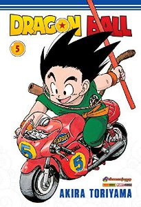 Dragon Ball - Volume 05 (Item novo e lacrado)