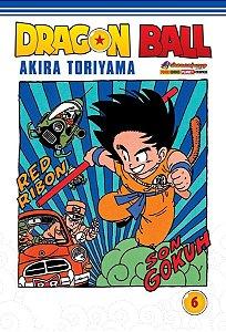 Dragon Ball - Volume 06 (Item novo e lacrado)