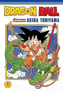 Dragon Ball - Volume 01 (Item novo e lacrado)