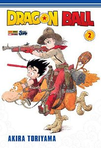 Dragon Ball - Volume 02 (Item novo e lacrado)