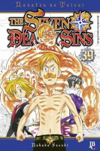 The Seven Deadly Sins - Volume 39 (Item novo e lacrado)