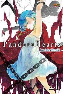 Pandora Hearts - Volume 21 (Item novo e lacrado)