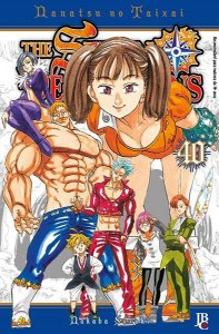 The Seven Deadly Sins - Volume 40 (Item novo e lacrado)