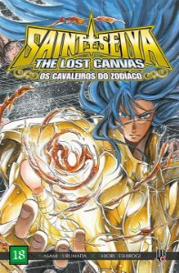 Os Cavaleiros do Zodíaco - The Lost Canvas Especial - Volume 18 (Item novo e lacrado)