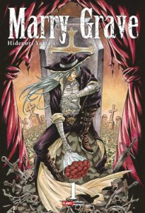 Marry Grave  - Volume 01 (Item novo e lacrado)