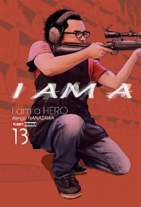 I am a Hero - Volume 13 (Item novo e lacrado)