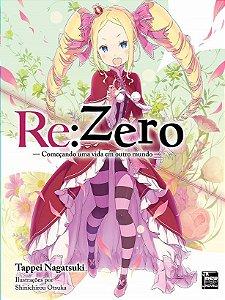 Re:Zero – Começando uma Vida em Outro Mundo - Livro 15 (Item novo e lacrado)
