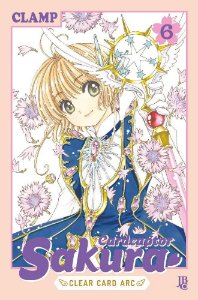Cardcaptor Sakura Clear Card Arc - Volume 06 (Item novo e lacrado)