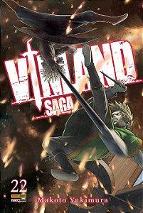 Vinland Saga - Volume 22 (Item novo e lacrado)