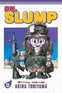Dr. Slump - Volume 12 (Item novo e lacrado)