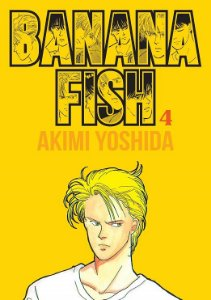 Banana Fish - Volume 04 (Item novo e lacrado)