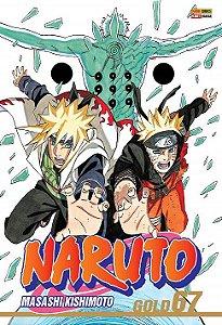 Naruto Gold - Volume 67 (Item novo e lacrado)