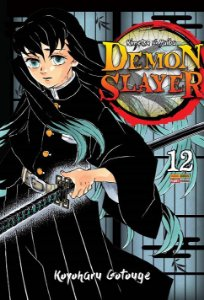 Demon Slayer : Kimetsu No Yaiba - Volume 12 (Item novo e lacrado)