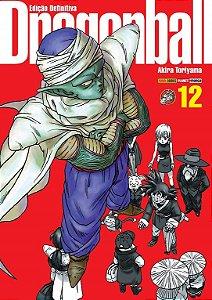 Dragon Ball - Volume 12 - Edição Definitiva (Capa Dura) [Item novo e lacrado]