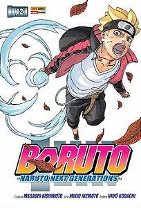 Boruto (Naruto Next Generations) - Volume 12 (Item novo e lacrado)