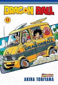 Dragon Ball - Volume 12 (Item novo e lacrado)
