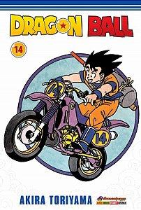 Dragon Ball - Volume 14 (Item novo e lacrado)