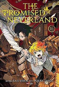 The Promised Neverland - Volume 16 (Item novo e lacrado)