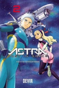Astra Lost in Space - Volume 02 (Item novo e lacrado)