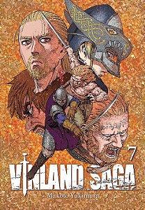 Vinland Saga : Deluxe - Volume 07 (Item novo e lacrado)
