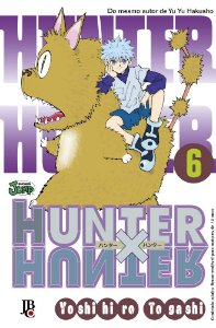 Hunter x Hunter - Volume 06 (Item novo e lacrado)