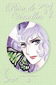 Rosa de Versalhes - Volume 03 (Item novo e lacrado)