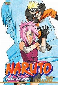 Naruto Gold - Volume 30 (Item novo e lacrado)