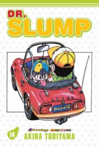 Dr. Slump - Volume 14 (Item novo e lacrado)