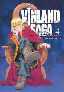Vinland Saga : Deluxe - Volume 04 (Item novo e lacrado)