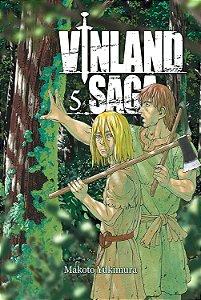 Vinland Saga : Deluxe - Volume 05 (Item novo e lacrado)