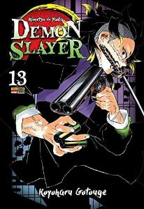 Demon Slayer : Kimetsu No Yaiba - Volume 13 (Item novo e lacrado)