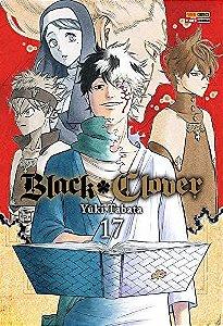 Black Clover - Volume 17 (Item novo e lacrado)