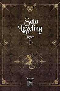 Solo Leveling - Livro 01 (Item novo e lacrado)