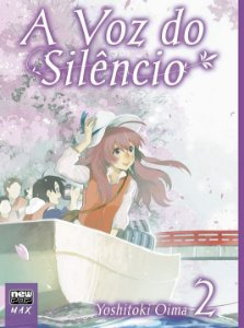 A Voz Do Silêncio - Selo Max - Volume 02 (Item novo e lacrado)