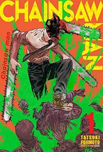 Chainsaw Man - Volume 01 (Item novo e lacrado)