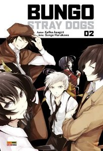Bungo Stray Dogs - Volume 02 (Item novo e lacrado)