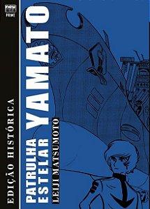 Patrulha Estelar Yamato [ Edição Histórica ] - Volume Único (Item novo e lacrado)