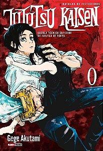 Jujutsu Kaisen : Batalha De Feiticeiros - Volume 0 (Item novo e lacrado)