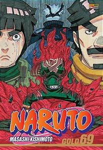 Naruto Gold - Volume 69 (Item novo e lacrado)
