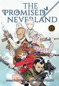The Promised Neverland - Volume 17 (Item novo e lacrado)