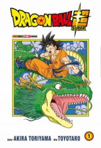 Dragon Ball Super - Volume 01 (Item novo e lacrado)