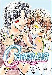 Croquis - Volume Único (Item novo e lacrado)