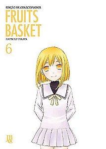 Fruits Basket - Edição de Colecionador - Volume 06 (Item novo e lacrado)