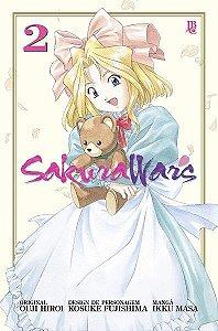 Sakura Wars - Volume 02 (Item novo e lacrado)