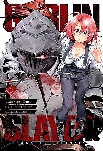 Goblin Slayer - Volume 03 (Item novo e lacrado)