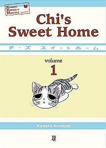 Chi's Sweet Home - Volume 01 (Item novo e lacrado)