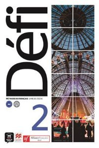 Défi 2 - Aliança Francesa (conjunto: livre d'eleve + cahier)