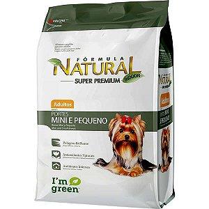 Ração Adimax Fórmula Natural Super Premium Frango para Cães Adultos Raças Mini e Pequena 1 Kg