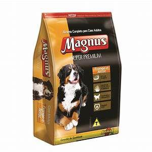 Ração Adimax Magnus Super Premium para Cães Adultos Sabor Frango e Arroz 15 Kg